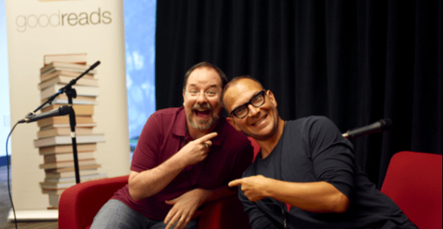 Talking Radicalized with John Scalzi in the LA Times