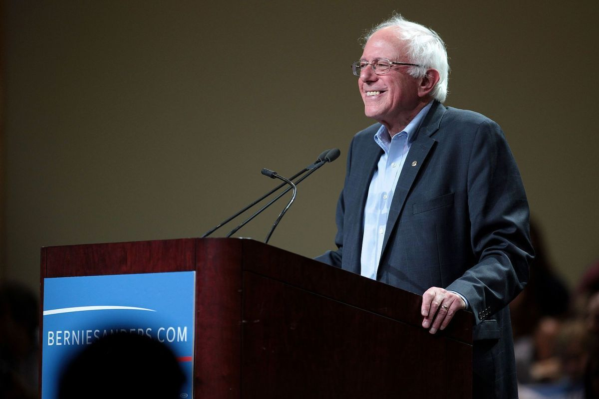 Bernie Sanders outraised every other Democrat in North Carolina