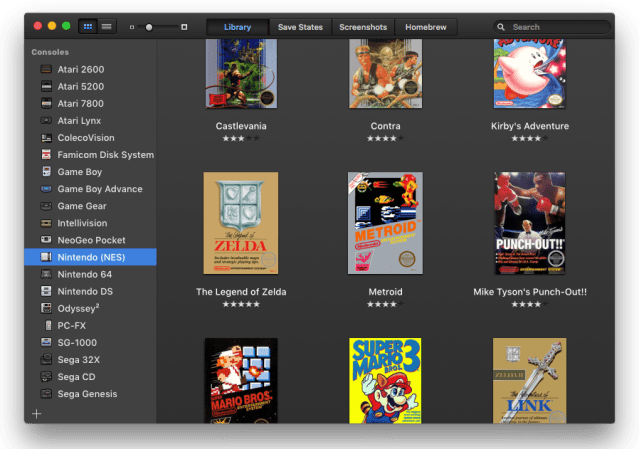 Easy way to play retro video games on your Mac