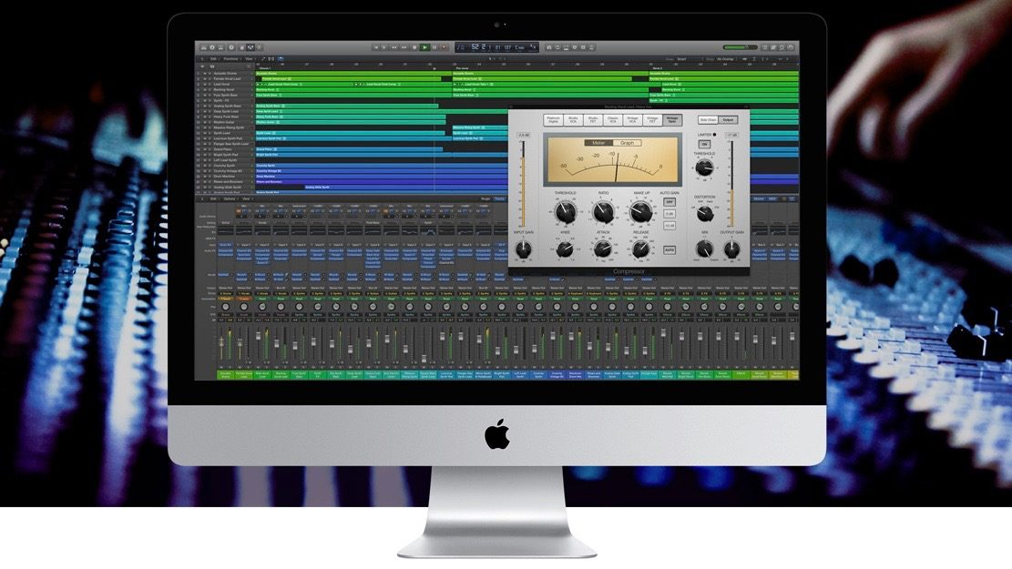 Start making music in Logic Pro X with this producing course