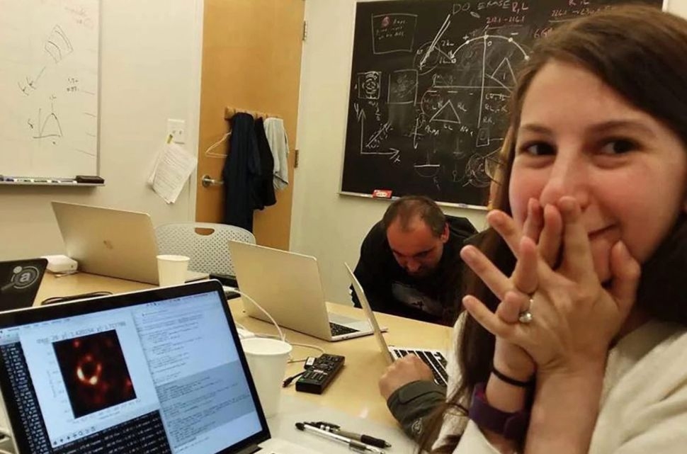 How to take a picture of a black hole,  a 2017 TED talk by grad student Katie Bouman who then helped make it happen