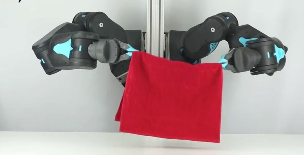 A new robotic arm design for future home robots that do our chores