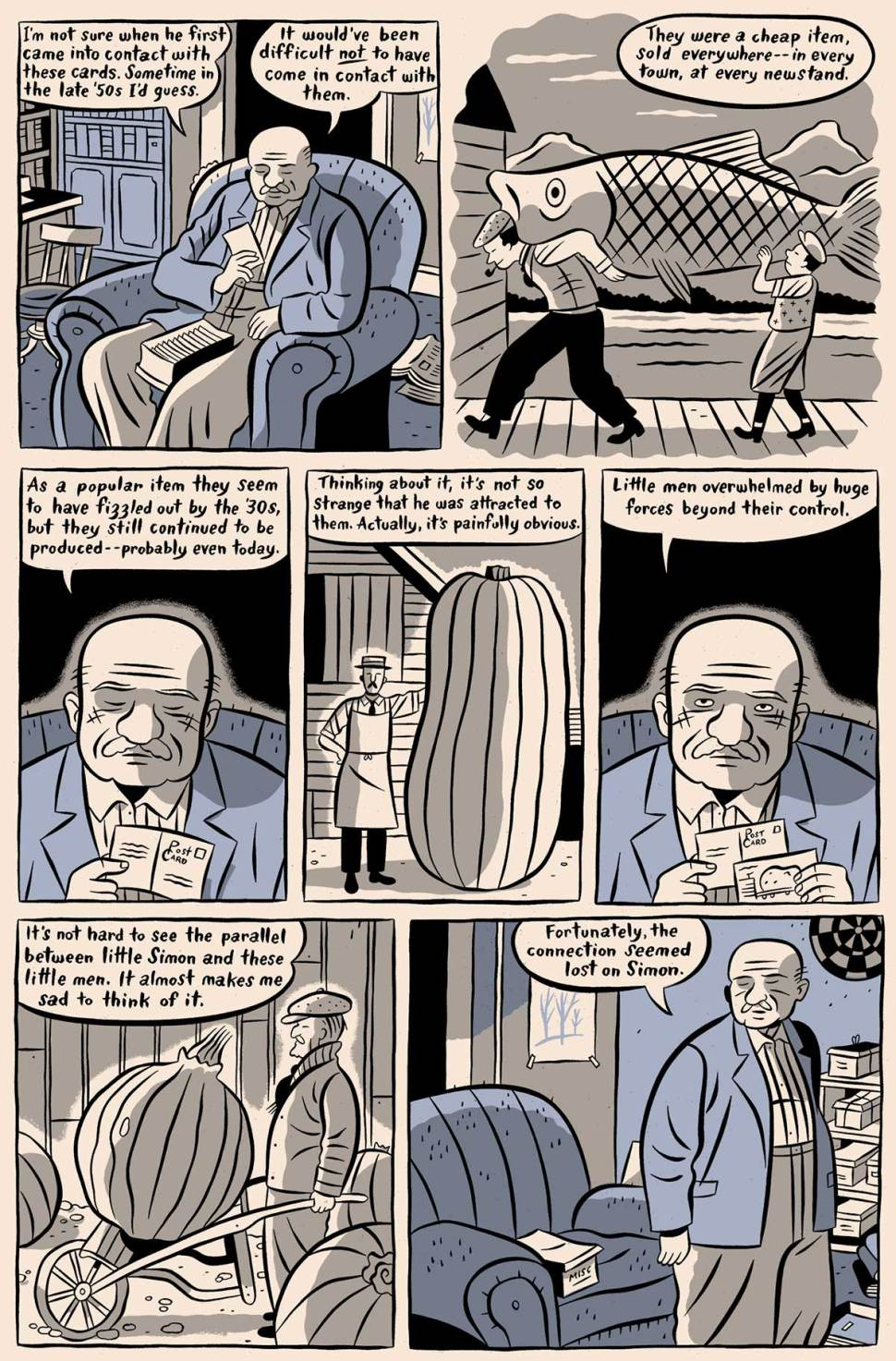 0c7ce02c Drawn & Quarterly kindly gave me permission to run an excerpt, so you can  get a feel for the book.