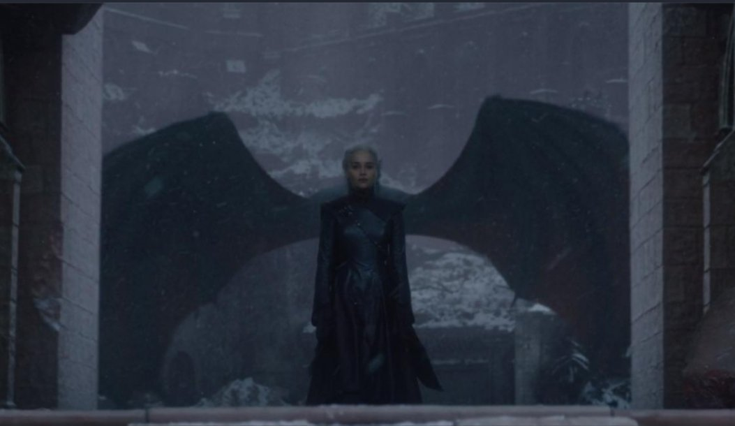 Game of Thrones ends
