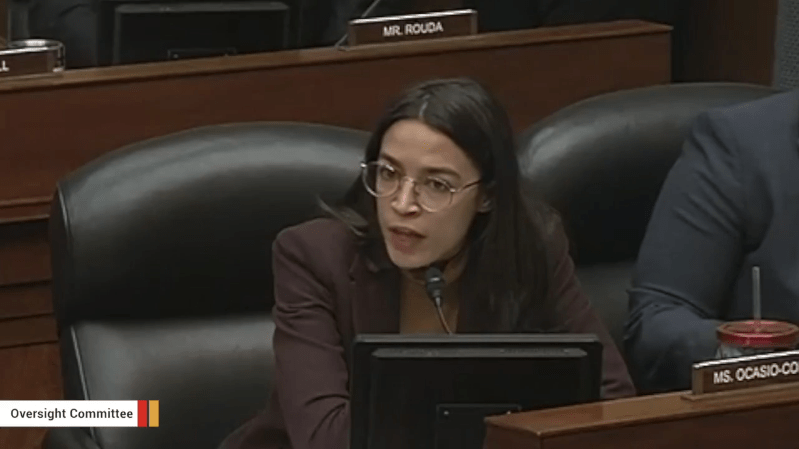 AOC grills pharma exec about why the HIV-prevention drug Prep costs $8 in Australia costs $1,780 in the USA