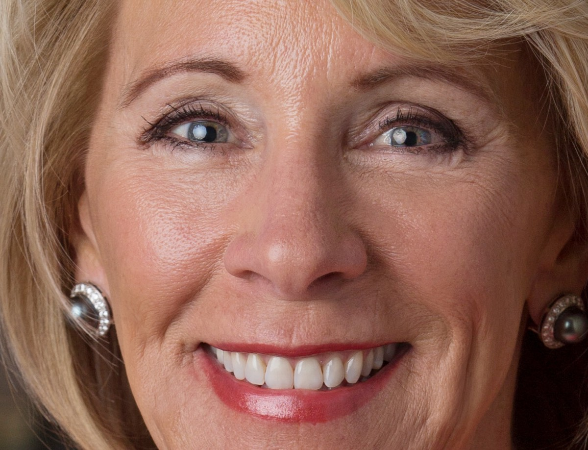 But Betsy DeVos' emails: Education Secretary used personal emails for work, Inspector report finds