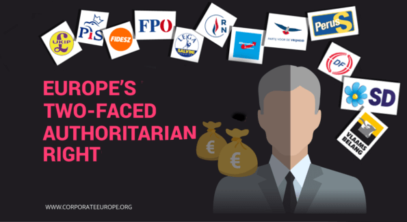 """Europe's surging, far-right, """"anti-establishment"""" parties: funded by billionaires, voting for billionaire-friendly policies, lining their own pockets"""