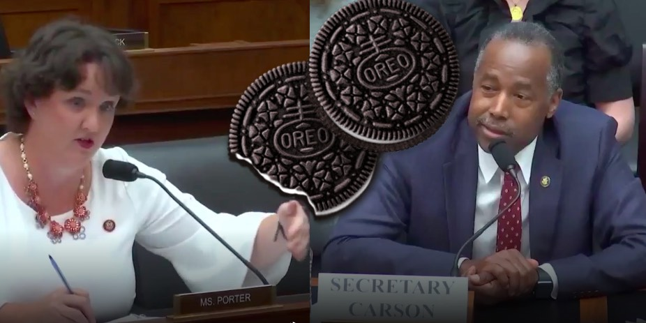 Ben Carson confused 'REO' (HUD real estate term) with 'Oreo' (the cookie)