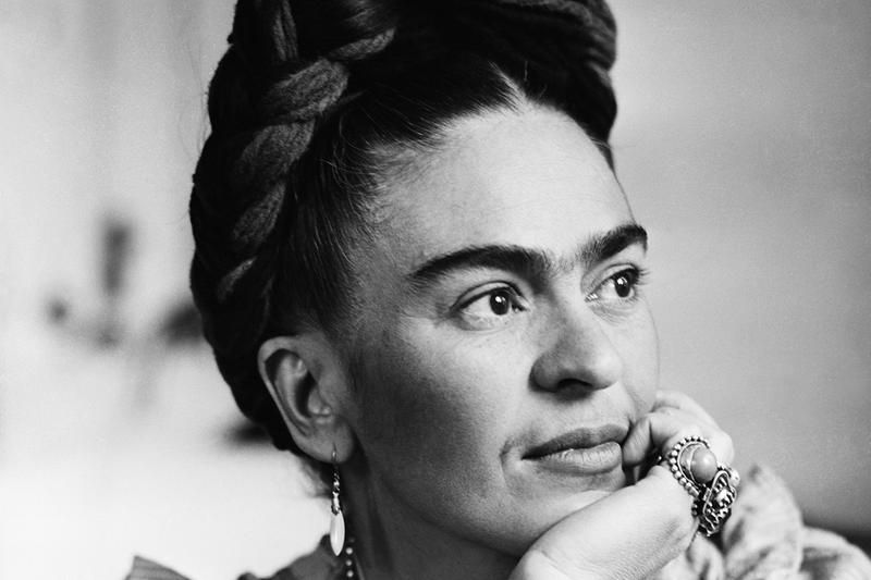 Listen to (what's most likely) the only recording of Frida Kahlo's voice