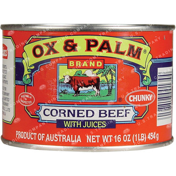 Man admits stealing $12,000 worth of corned beef