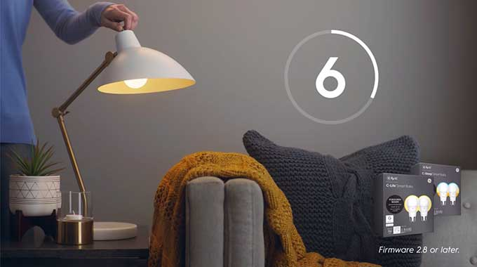 Unintentionally funny video instructions for factory resetting GE light bulbs