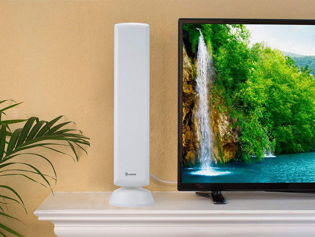 Cut the cord and get free local TV with these HD antennas