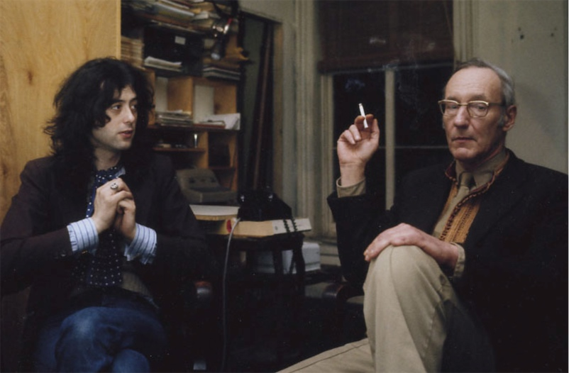 When William S. Burroughs met Bob Dylan