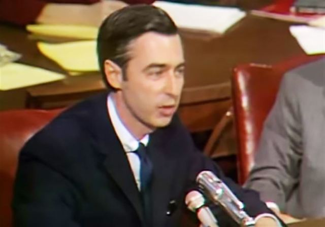 """The nine rules of """"Freddish"""": the positive, inclusive empathic language of Mr Rogers"""