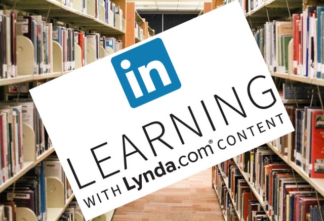 Linkedin to libraries: drop dead