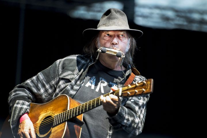Neil Young hates what the internet has done to music
