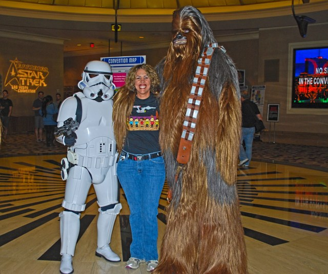 """""""To Boldly Go With The Force"""", Mindy Clegg's essay on the politics of popular sci-fi"""