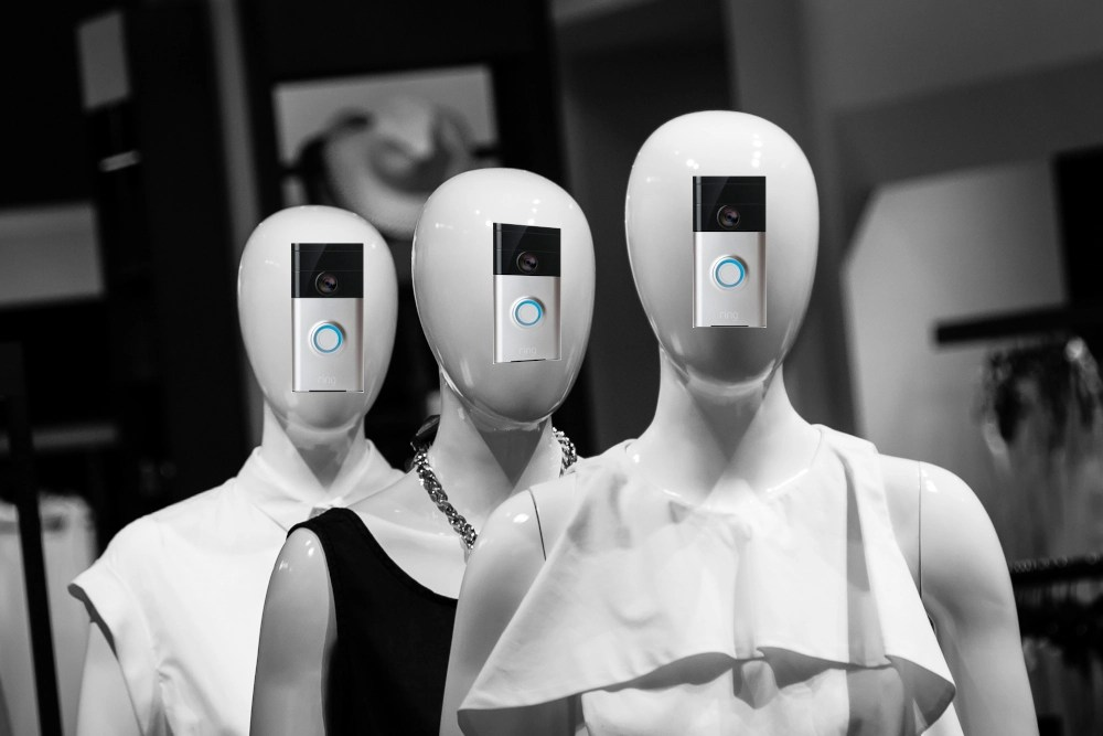 "Ring: ""We don't use facial recognition""; also Ring: ""We have a head of facial recognition research"""