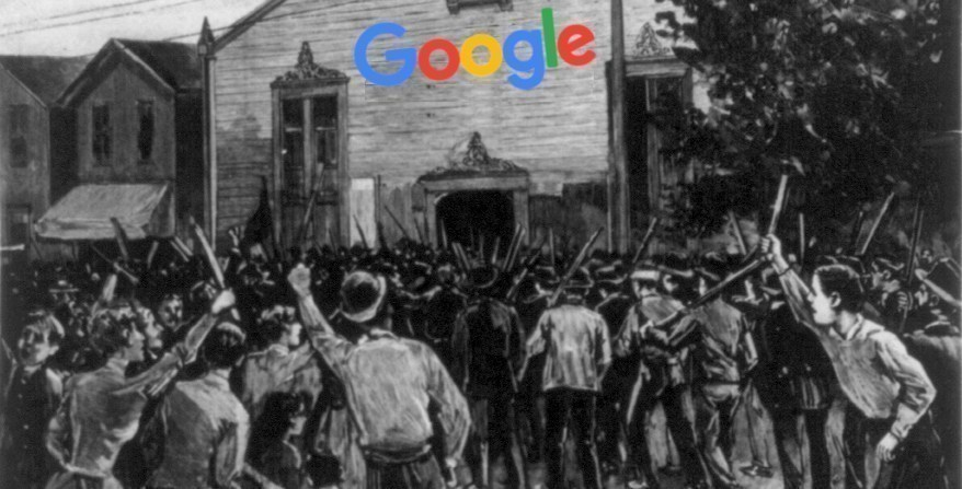 45 Google whistleblowers tell tales of workplace retaliation after reporting abuse