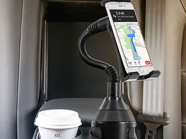 10 car mounts that give the CupPhone a run for its money