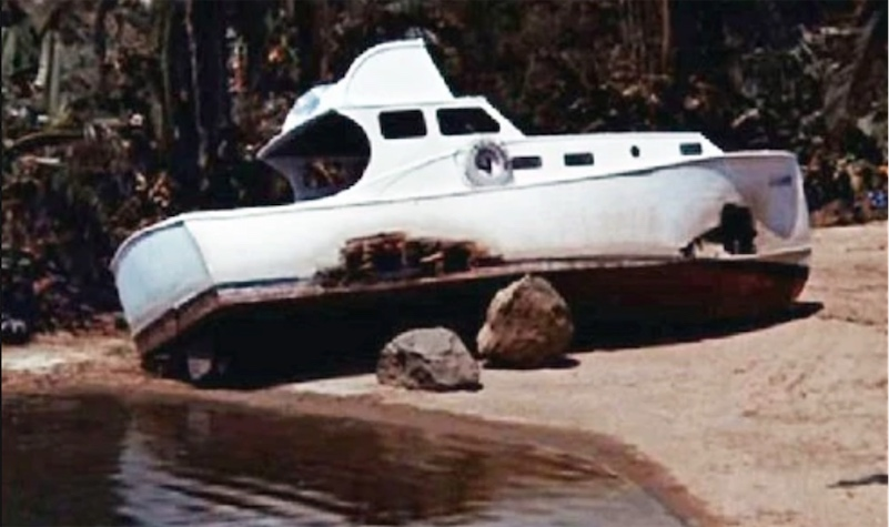 Gilligan's Island's S.S. Minnow was named as an insult to the chair of the FCC