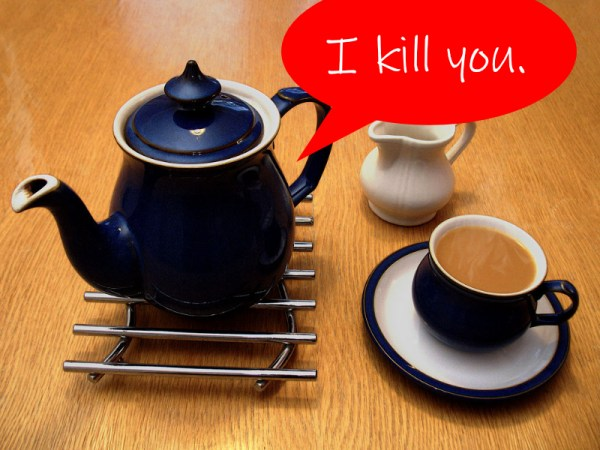 Scientists discover the WORST cup of tea