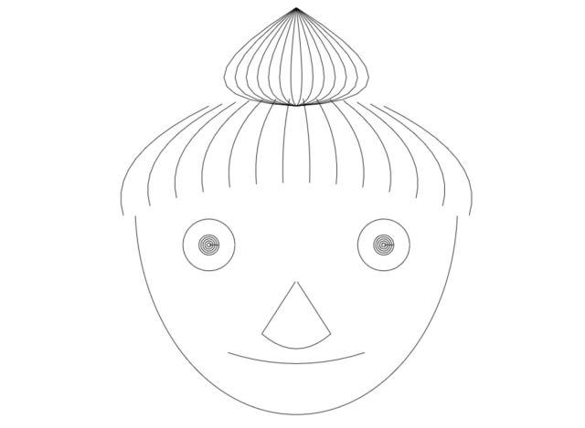 Flipboard: Online face generator
