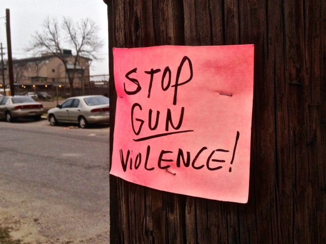 Washington is finally starting to do something about gun violence, just not about mass shootings