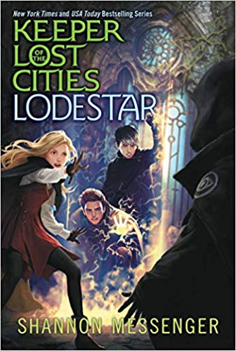 'Lodestar' is Shannon Messenger's fifth novel in the Keeper of Lost Cities series