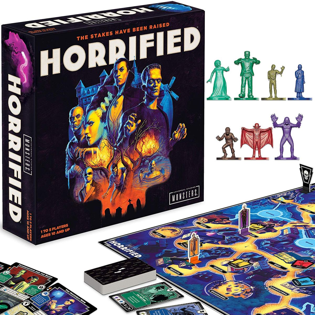 What's new in tabletop gaming (Halloween edition)