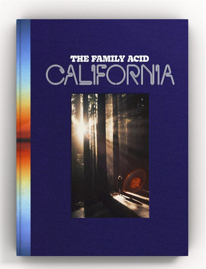 The Family Acid book release and party in Los Angeles!