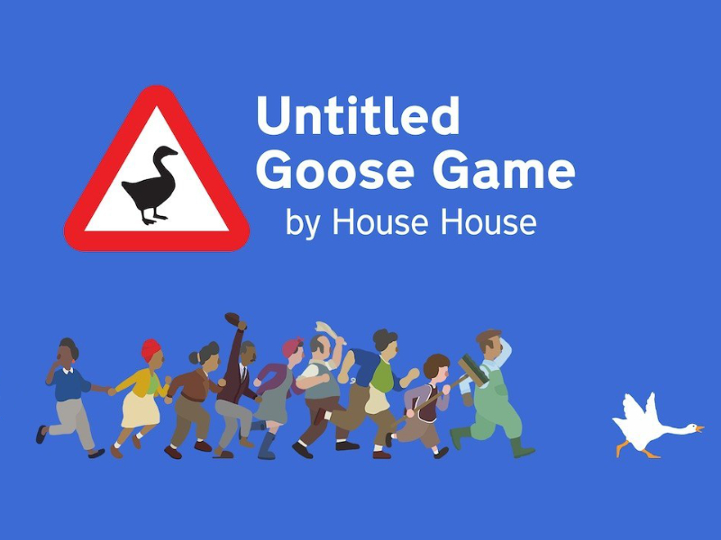 Review: Untitled Goose Game is a difficult delight