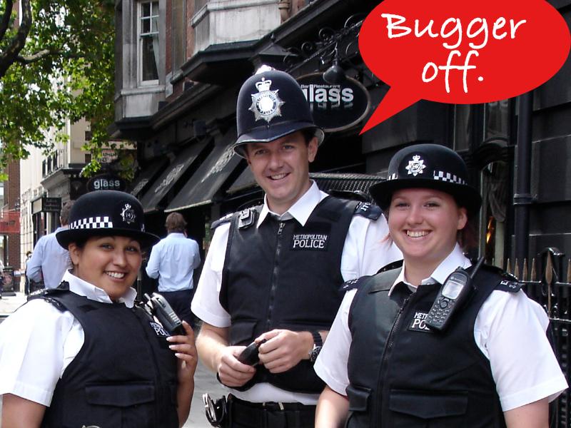 London Metropolitan Police Service bans Extinction Rebellion from entering the city