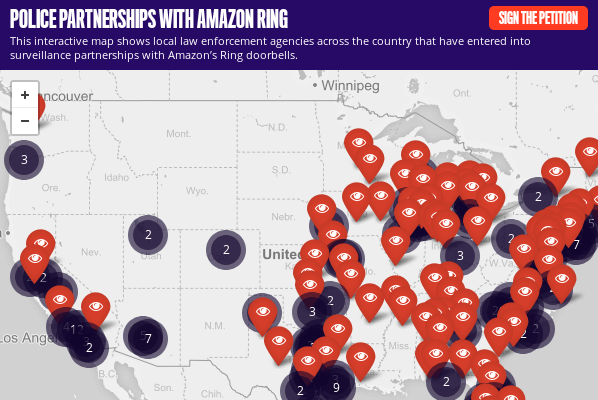 10,000 people are calling for Congress to investigate Amazon Ring