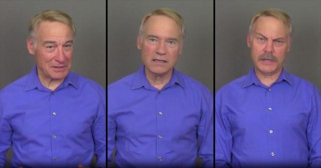 Jim Meskimen impersonates 20 celebs in 2 minutes in remarkable deepfake video