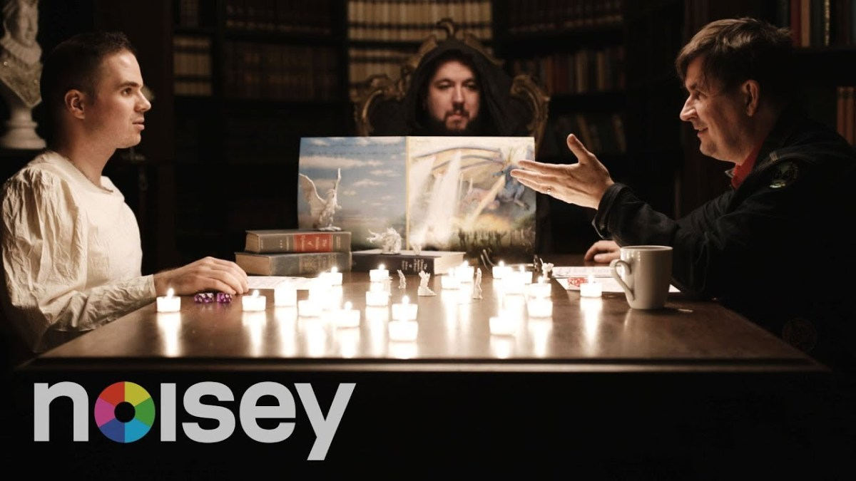 Watch John Darnielle from the Mountain Goats play a D&D campaign inspired by their newest record
