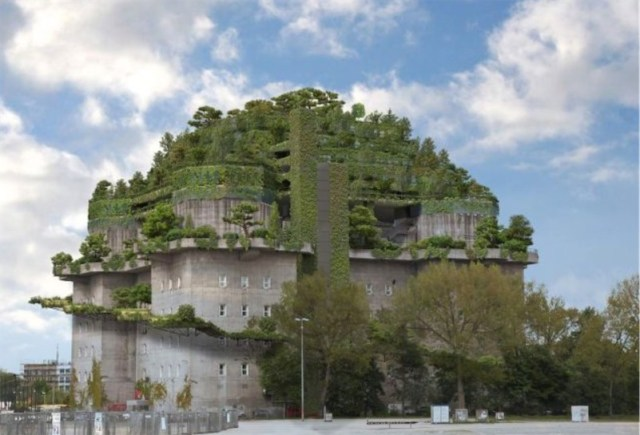 """Nazi bunker in Germany to become """"design and lifestyle"""" hotel"""