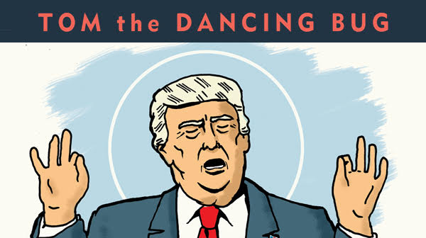 The Newest Testament: The Teachings and Story of Donald J. Trump