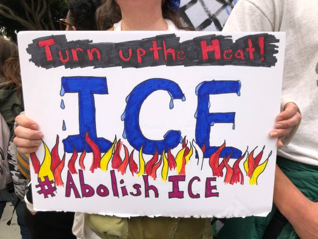 ICE arrested 250 foreign-born people for the most heinous of crimes: pursuing higher education