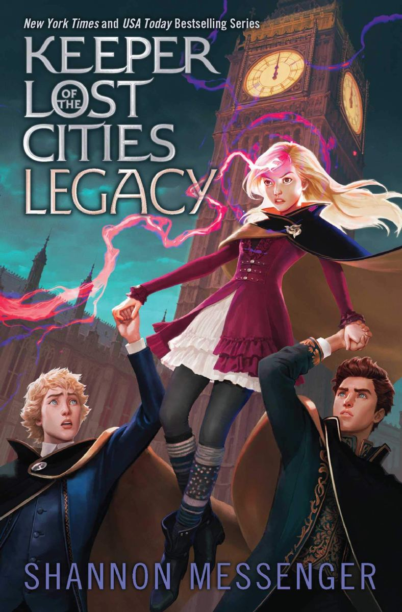 Horrors await poor Sophie Foster in 'Keeper of the Lost Cities: Legacy'