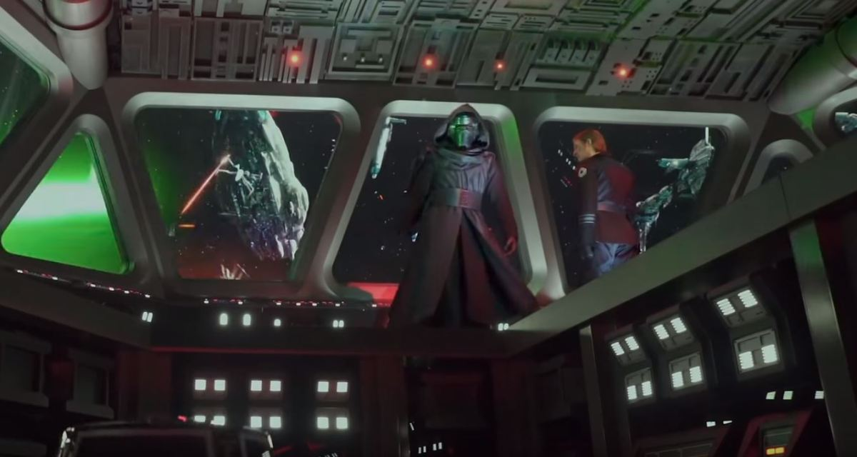 Here are full-ride videos of Disney's Rise of the Resistance ride