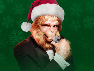 Los Angeles: Dr. Zaius hosts 'Christmas with a Z'