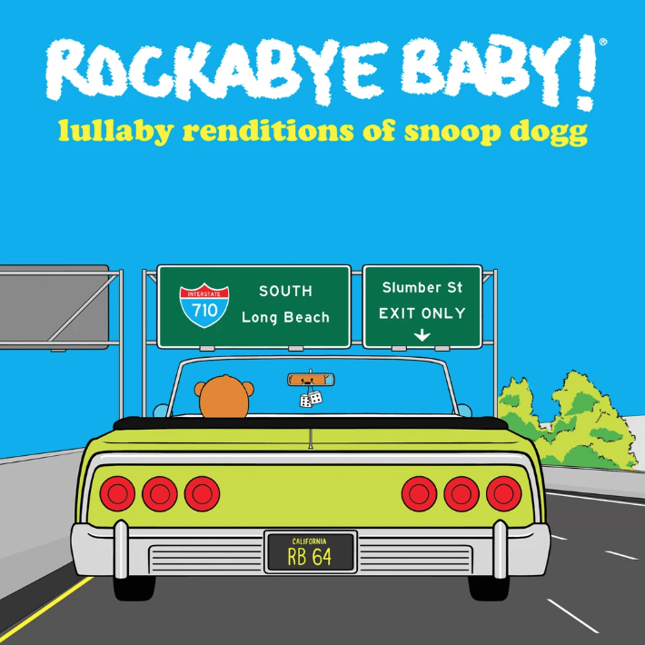 Snoop Dogg dropping lullaby album for babies, includes