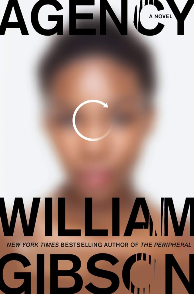 """I reviewed William Gibson's novel """"Agency"""" for today's LA Times"""