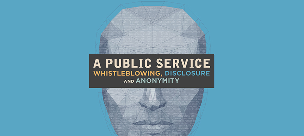 """Documentation Gathering, Sanitization, and Storage: an excerpt from """"A Public Service"""""""