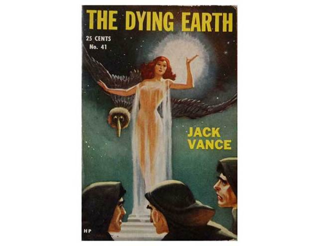 "Excellent review of Jack Vance's ""Tales of the Dying Earth"""