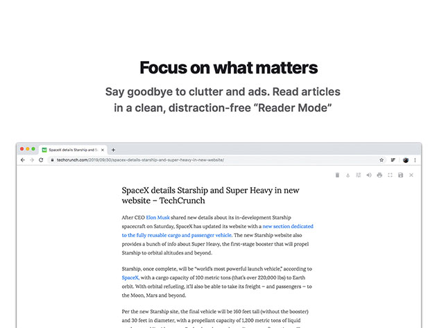This Chrome Extension Lets You Read Without Distractions Boing Boing
