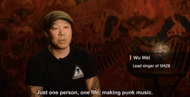 Wuhan, coronavirus ground zero, is also China's punk music capital