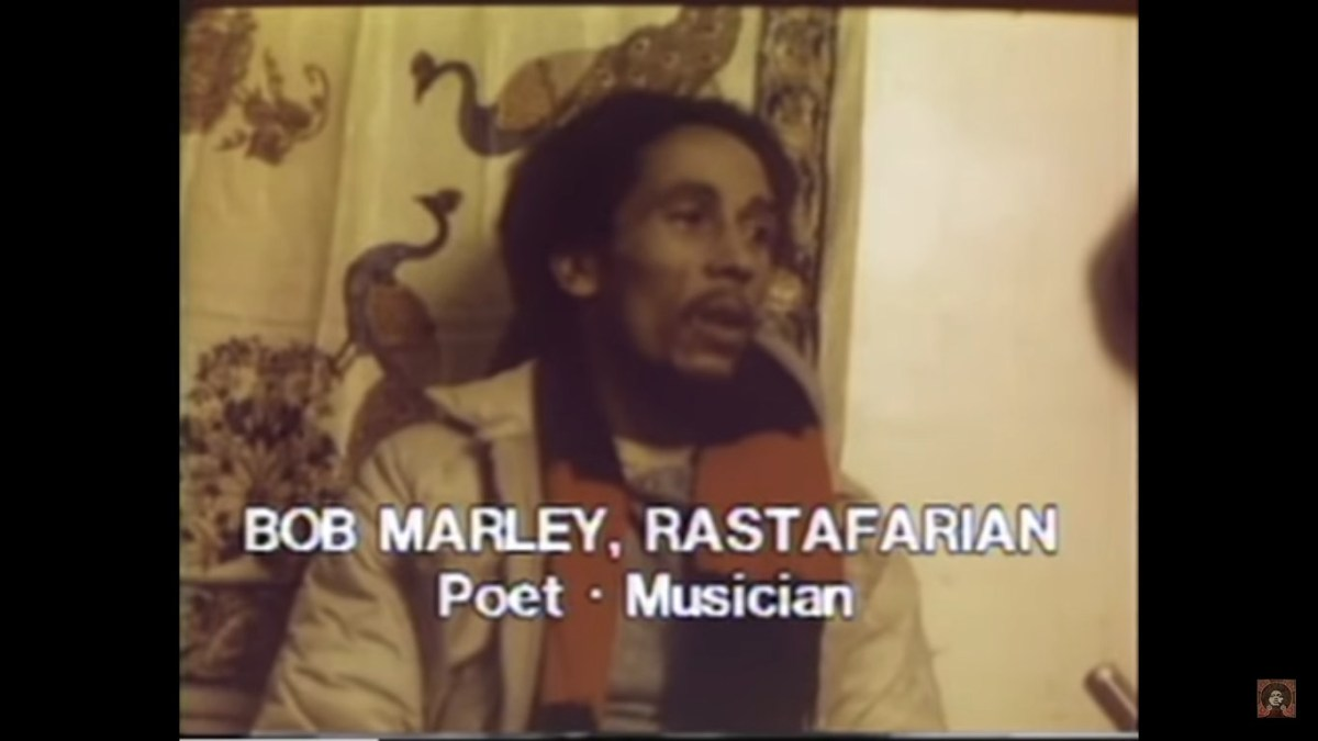 Today in History: Bob Marley was born. He'd have been 75 in 2020.