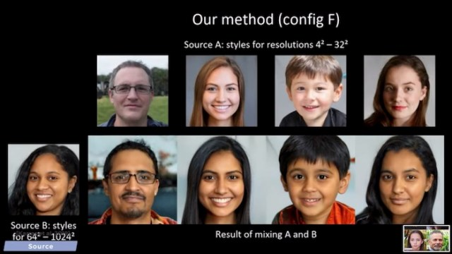 """New machine learning algorithm produces """"near-perfect"""" fake human faces"""